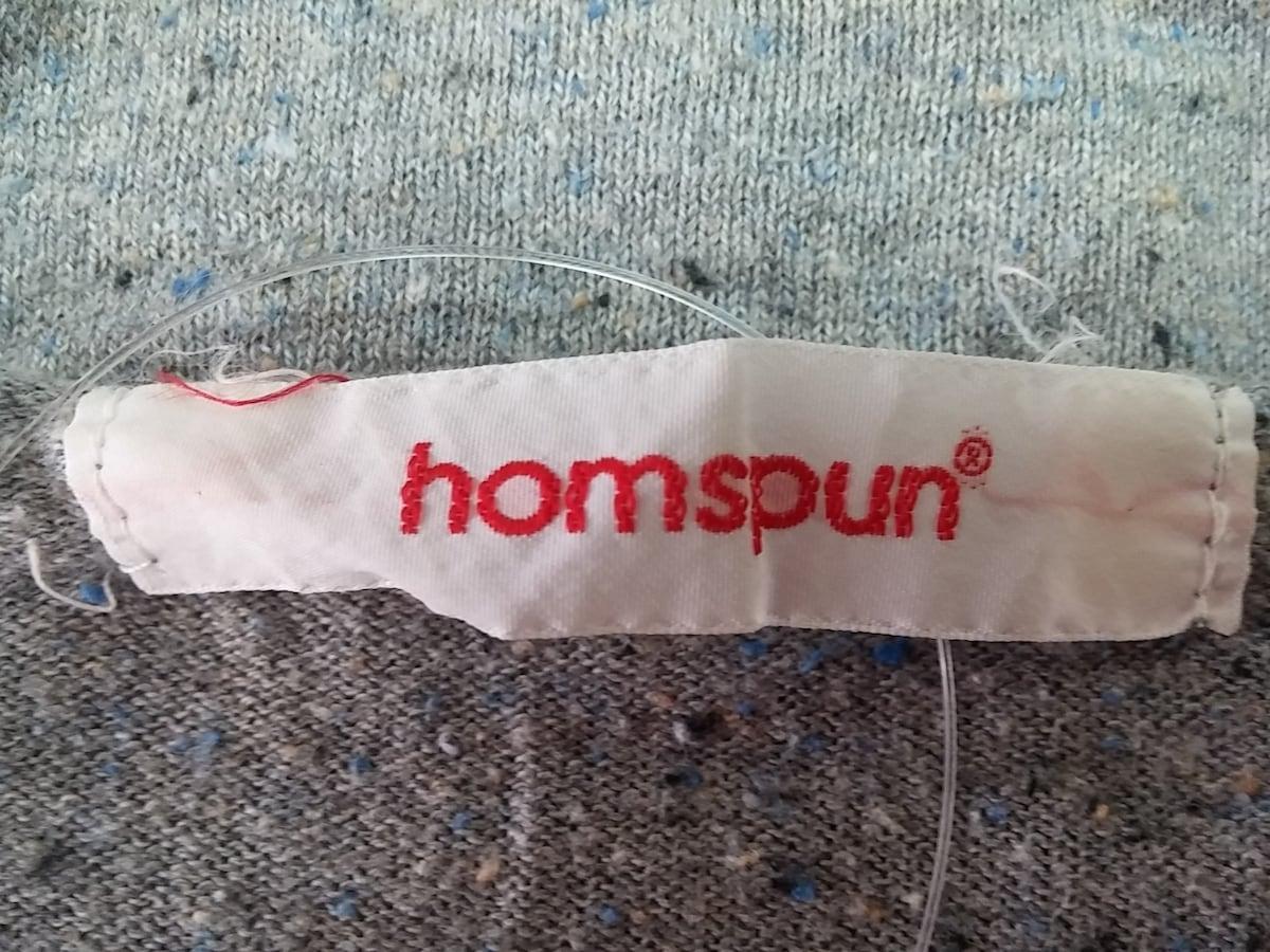 homspun(ホームスパン)のカットソー