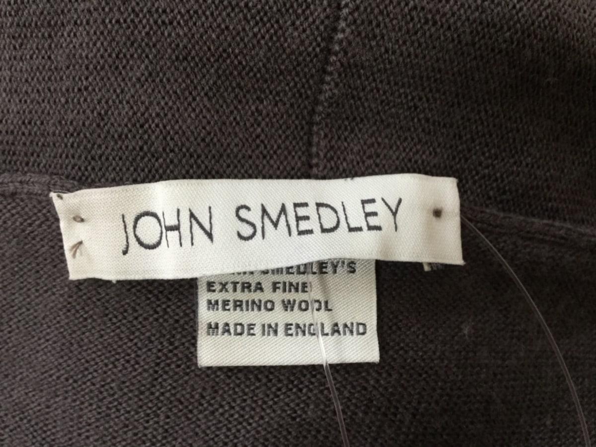 JOHN SMEDLEY(ジョンスメドレー)のカーディガン