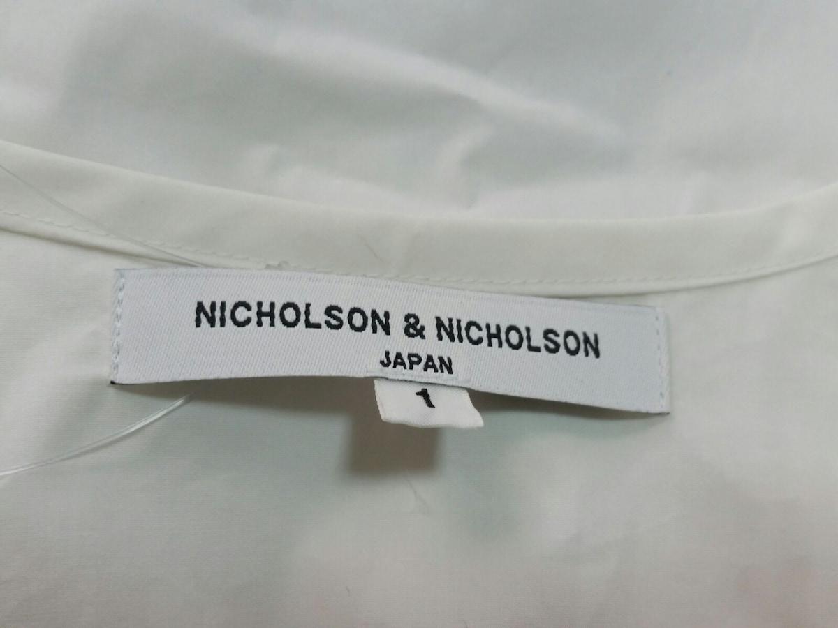 NICO.(nicholson&nicholson)(ニコ(ニコルソンアンドニコルソン))のチュニック