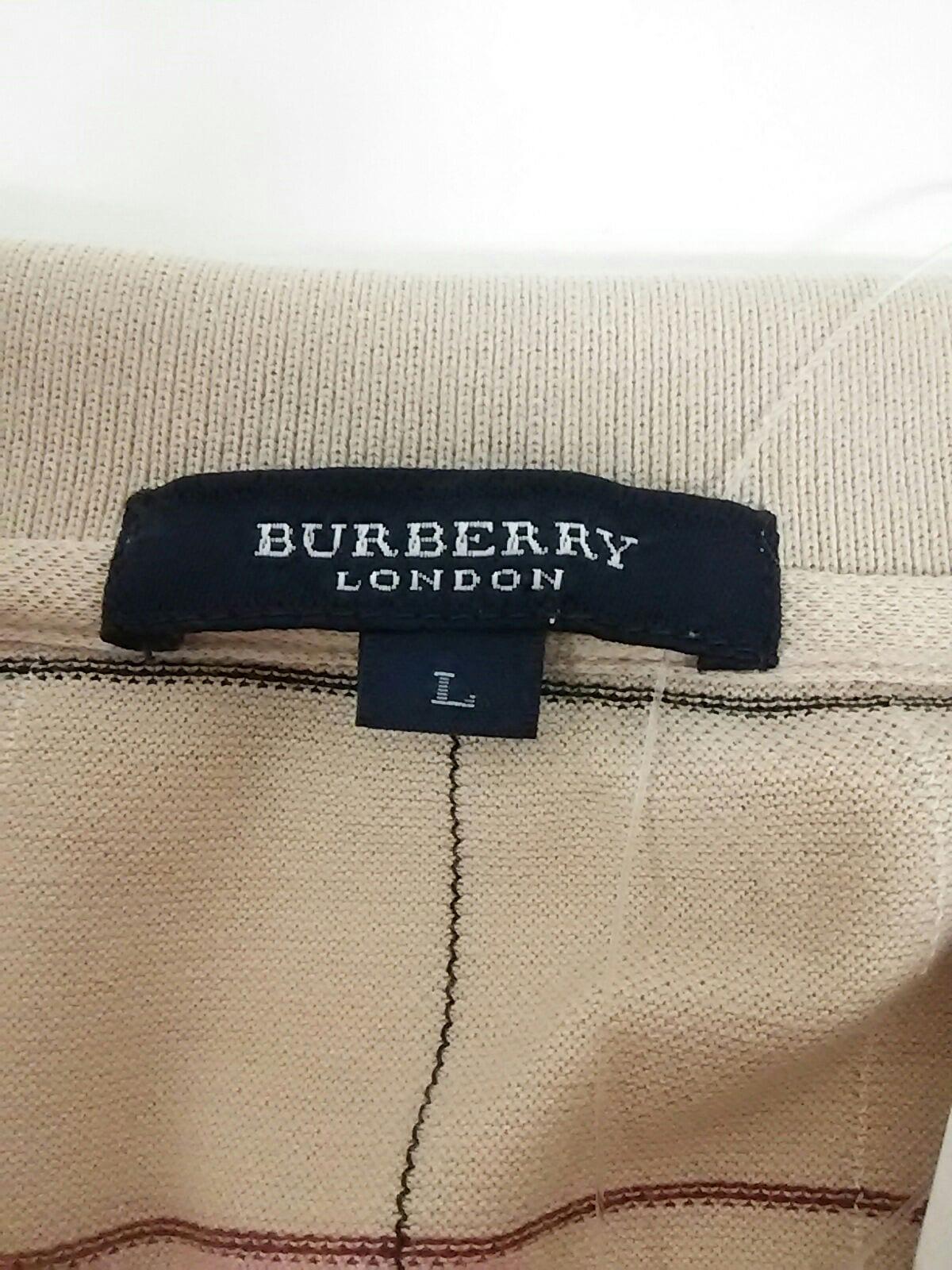 Burberry LONDON(バーバリーロンドン)のポロシャツ