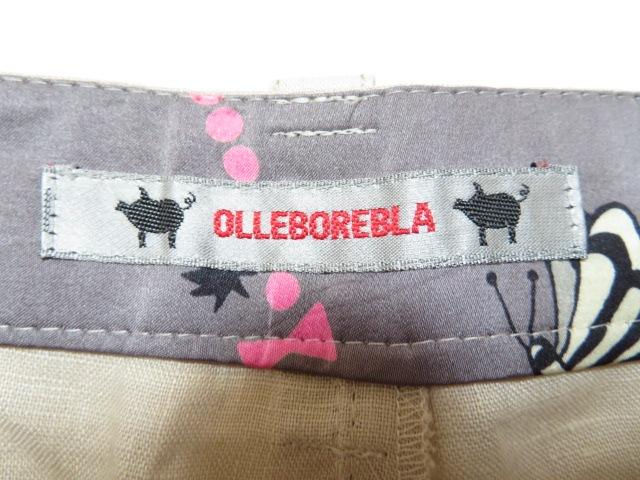 OLLEBOREBLA(アルベロベロ)のパンツ