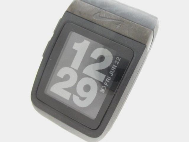 7d533e18e1 NIKE(ナイキ)/ナイキ+スポーツウォッチGPS/腕時計/型番WM0069の買取実績 ...
