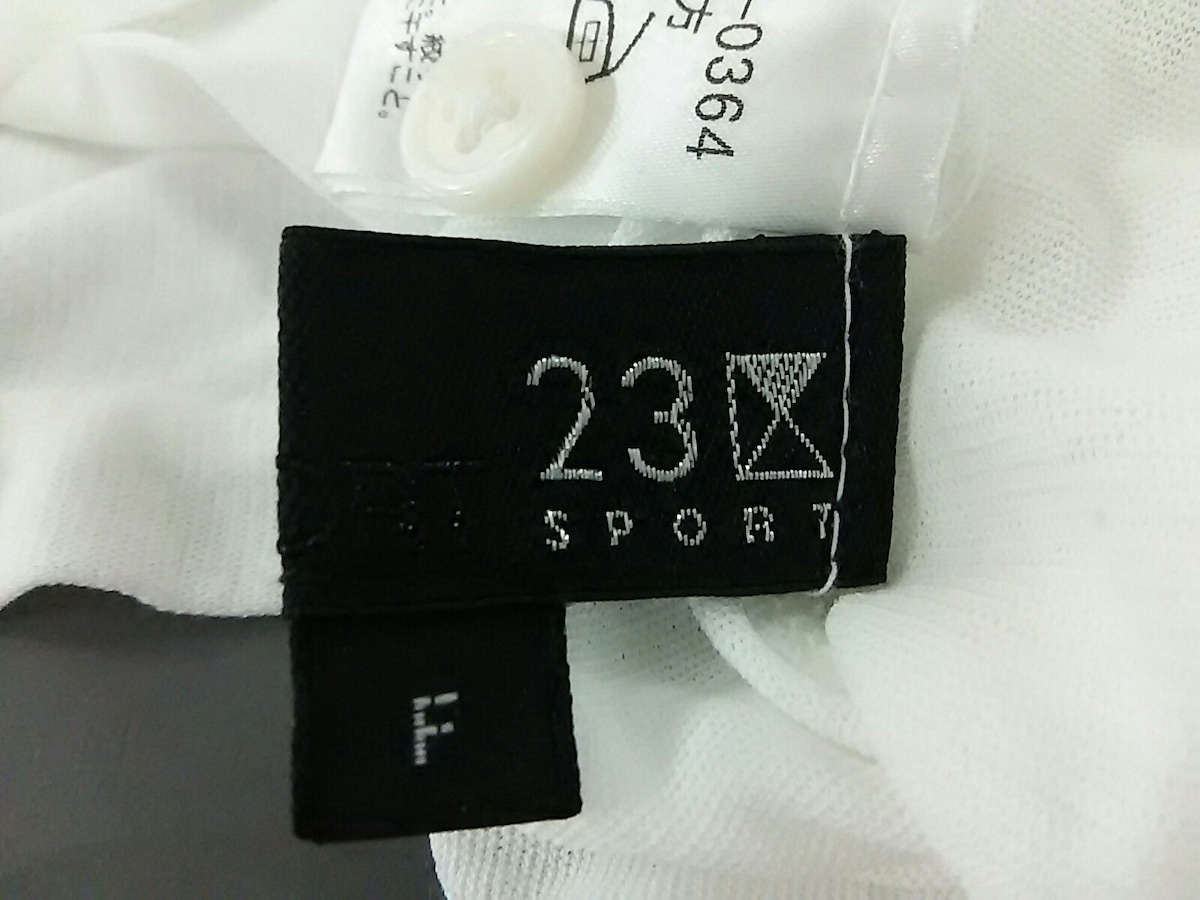 23区 SPORT(ニジュウサンク スポーツ)の小物