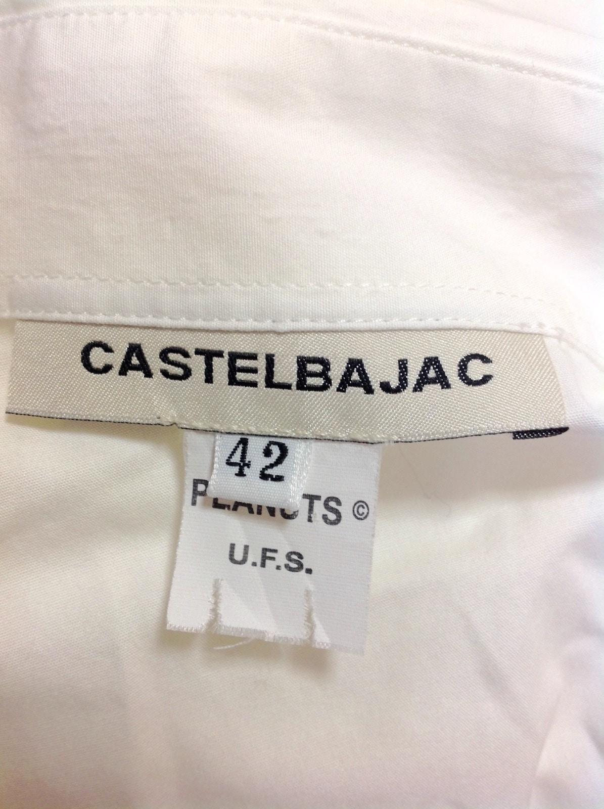 Castelbajac(カステルバジャック)のシャツブラウス