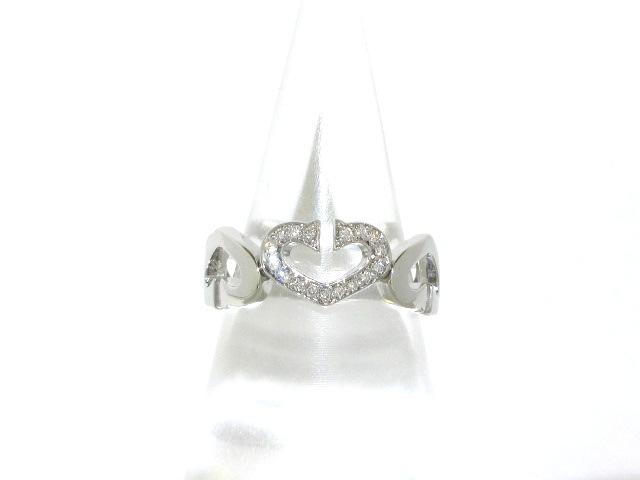 Cartier(カルティエ)のCハートダイヤ/ハート&シンボル