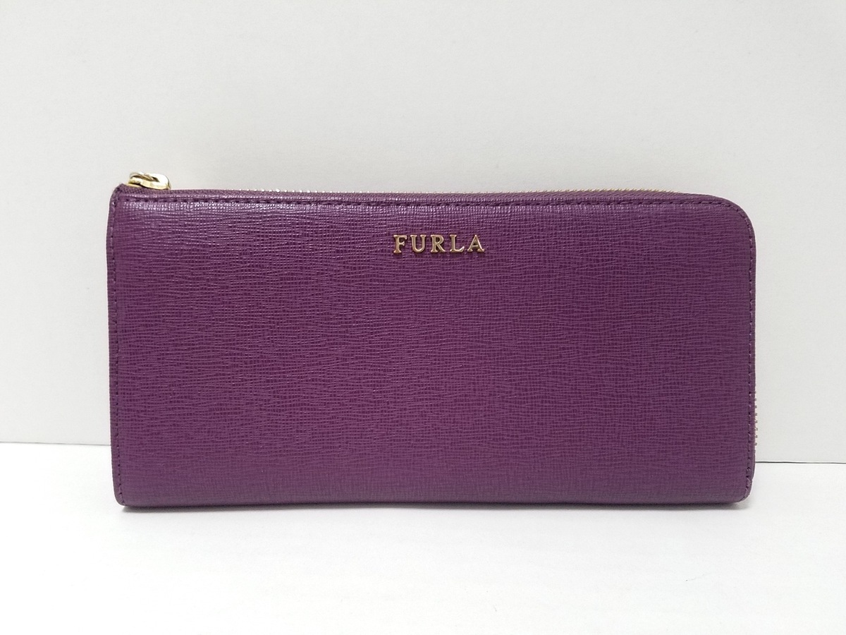 premium selection a5b3a c6ac7 FURLA(フルラ)/長財布の買取実績/27859328 の買取【ブランディア】