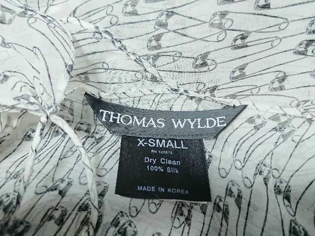 THOMAS WYLDE(トーマスワイルド)のチュニック