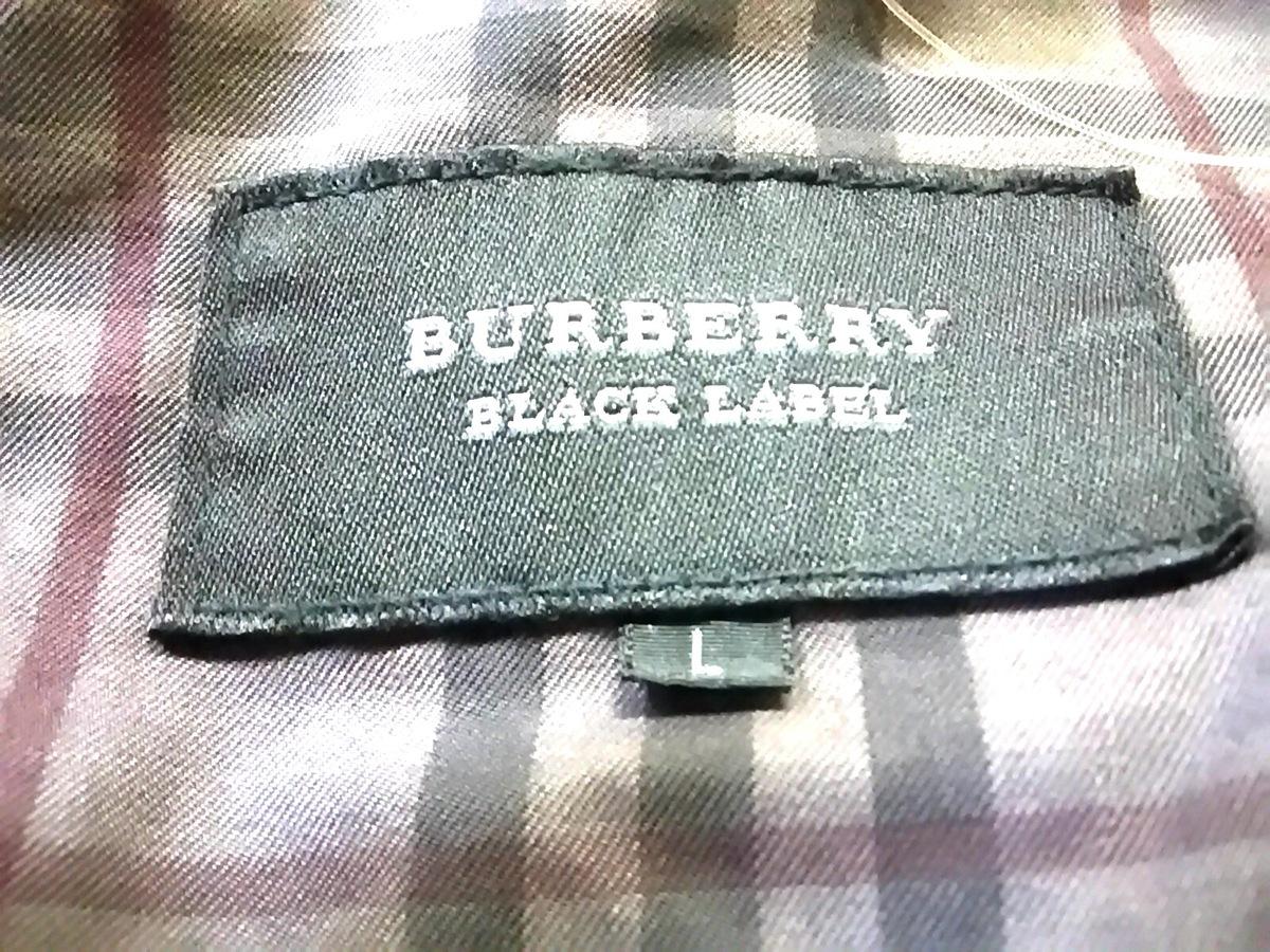 Burberry Black Label(バーバリーブラックレーベル)のブルゾン