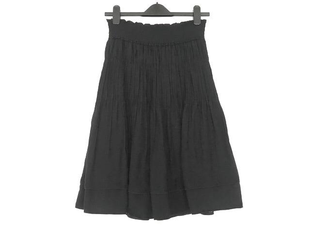 COTOO(コトゥー)のスカート 黒