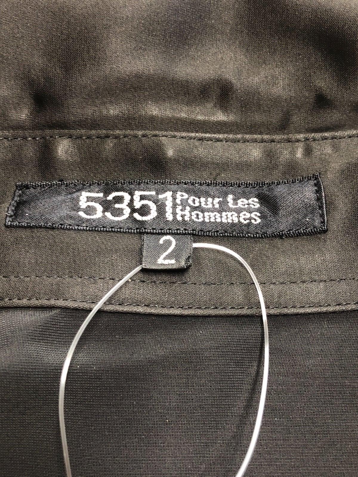 5351 PourLesHomme(5351プールオム)のカットソー