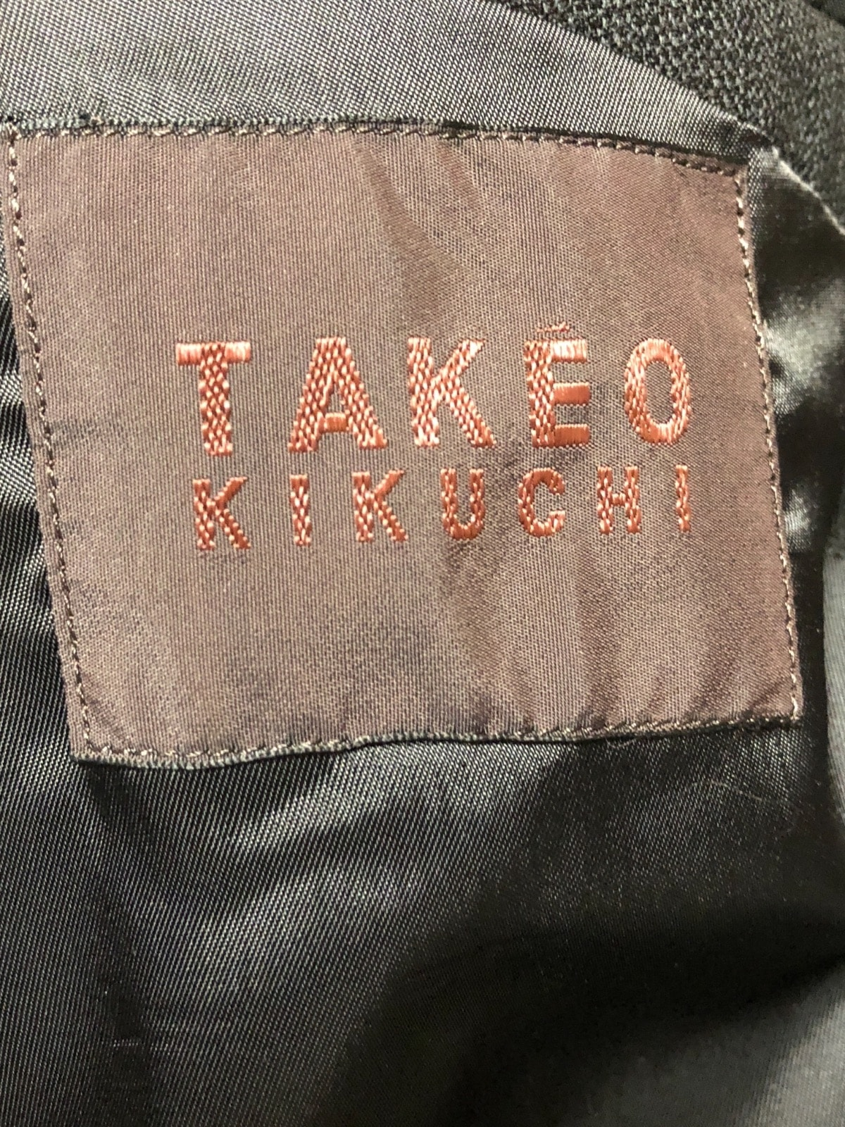 TAKEOKIKUCHI(タケオキクチ)のメンズセットアップ