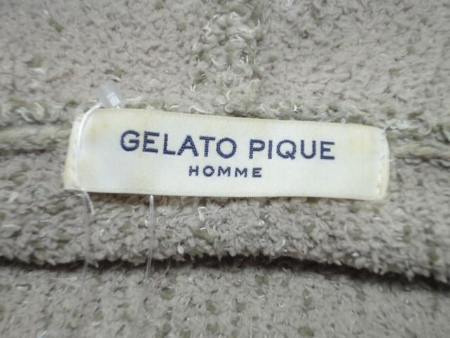 gelato pique(ジェラートピケ)のメンズセットアップ