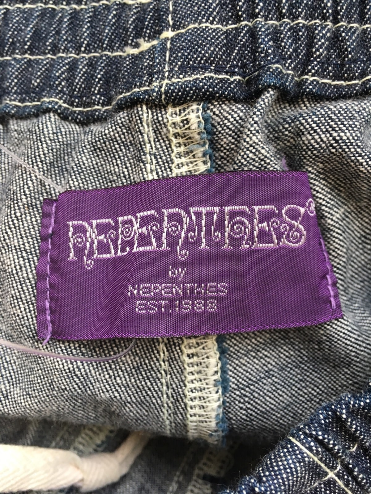 NEPENTHES(ネペンテス)のパンツ