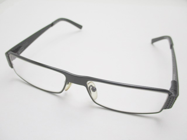 cdcebf7da23e PRADA(プラダ) メガネ VPR64I クリア×黒 プラスチック×金属素材 ...