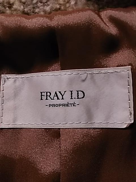 FRAY I.D(フレイアイディー)のコート