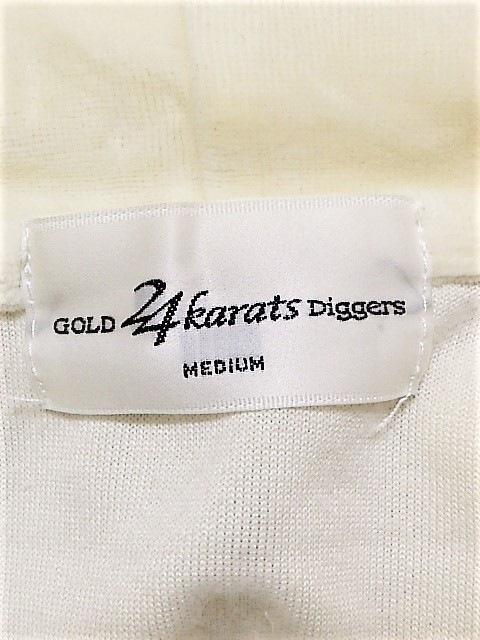 GOLD 24karats Diggers(ゴールドトゥエンティーフォーカラッツディガーズ)のメンズセットアップ
