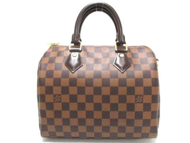 detailed look 9a58a 17912 LOUIS VUITTON(ルイヴィトン)/スピーディ・バンドリエール25 ...