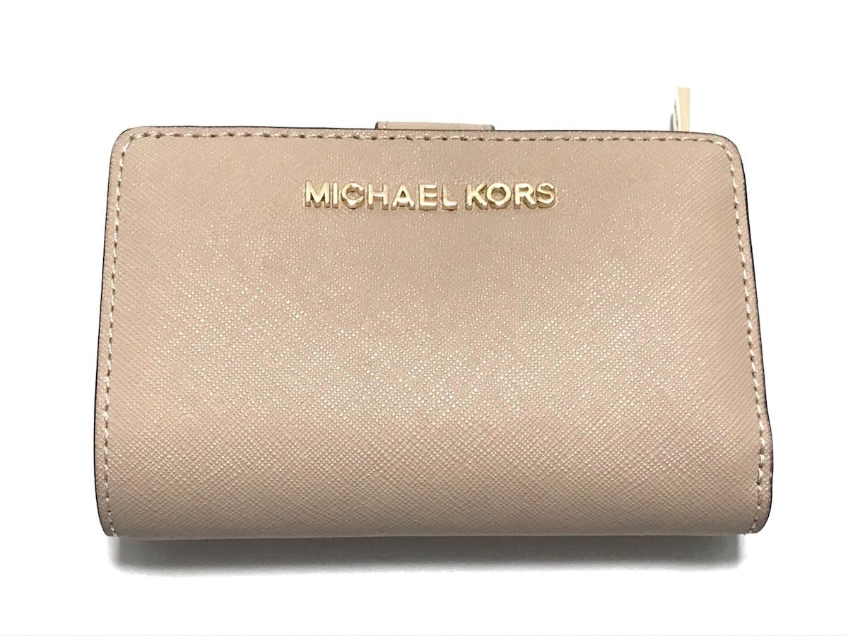 マイケル コース 二 つ折り 財布