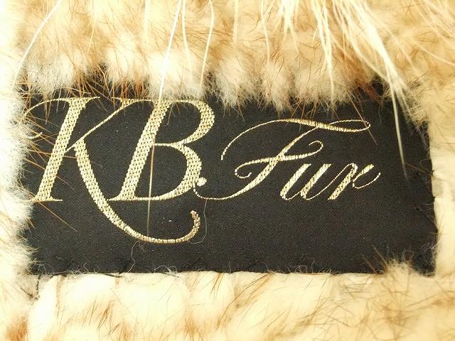 KB FUR(ケービーファー)のブルゾン