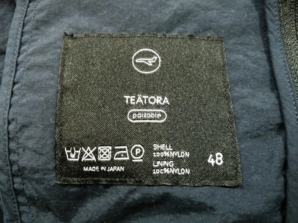 TEATORA(テアトラ)のブルゾン