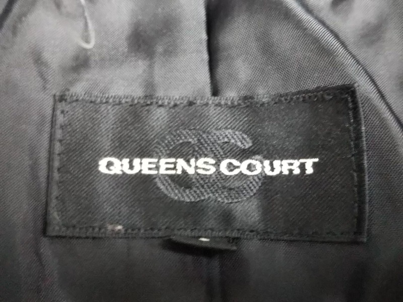 QUEENS COURT(クイーンズコート)のダウンコート