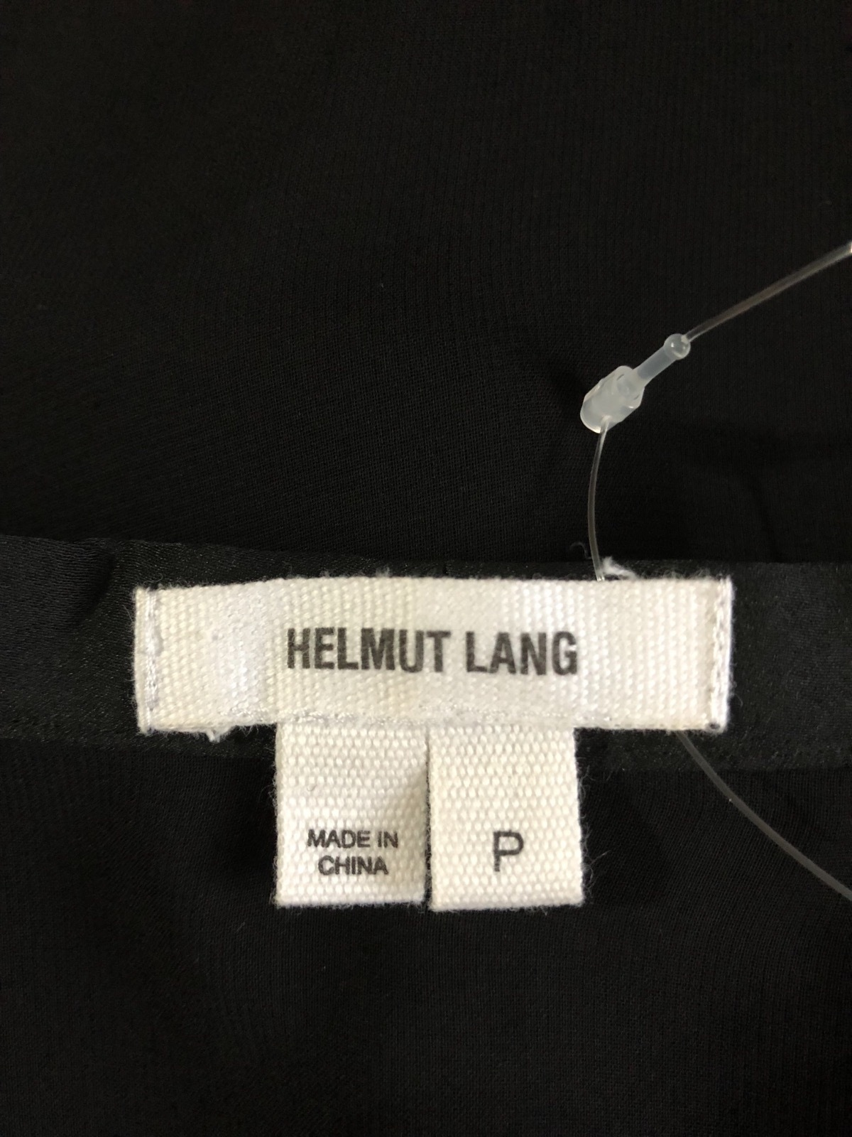 Helmut Lang(ヘルムートラング)のシャツブラウス