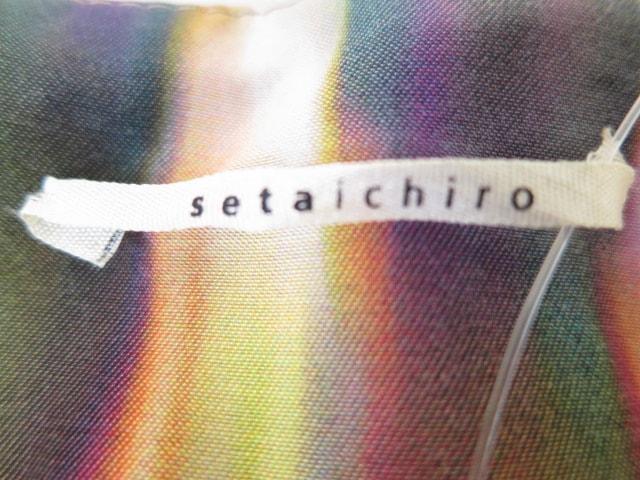 seta ichiro(セタイチロウ)のワンピース