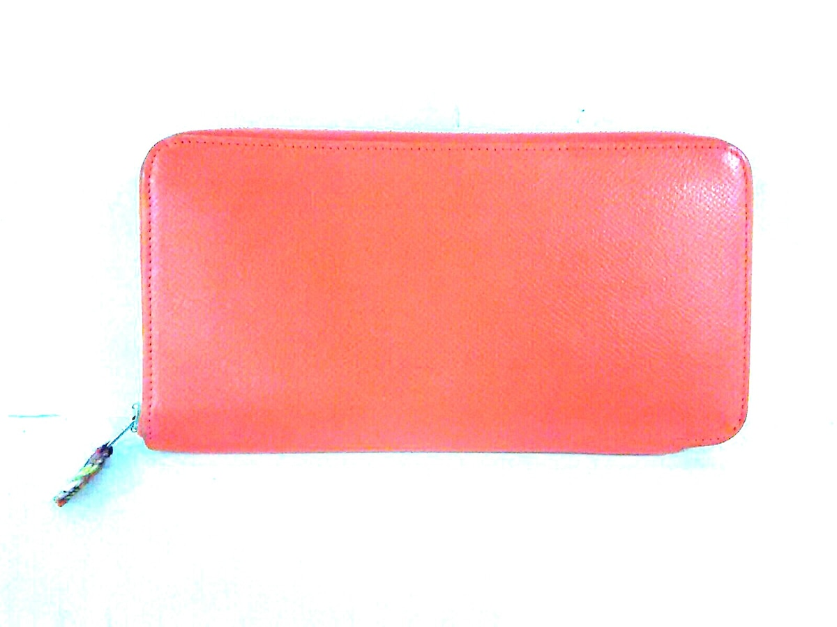 new product a346f 03566 エルメス 長財布 アザップロングシルクイン ローズジャイプール