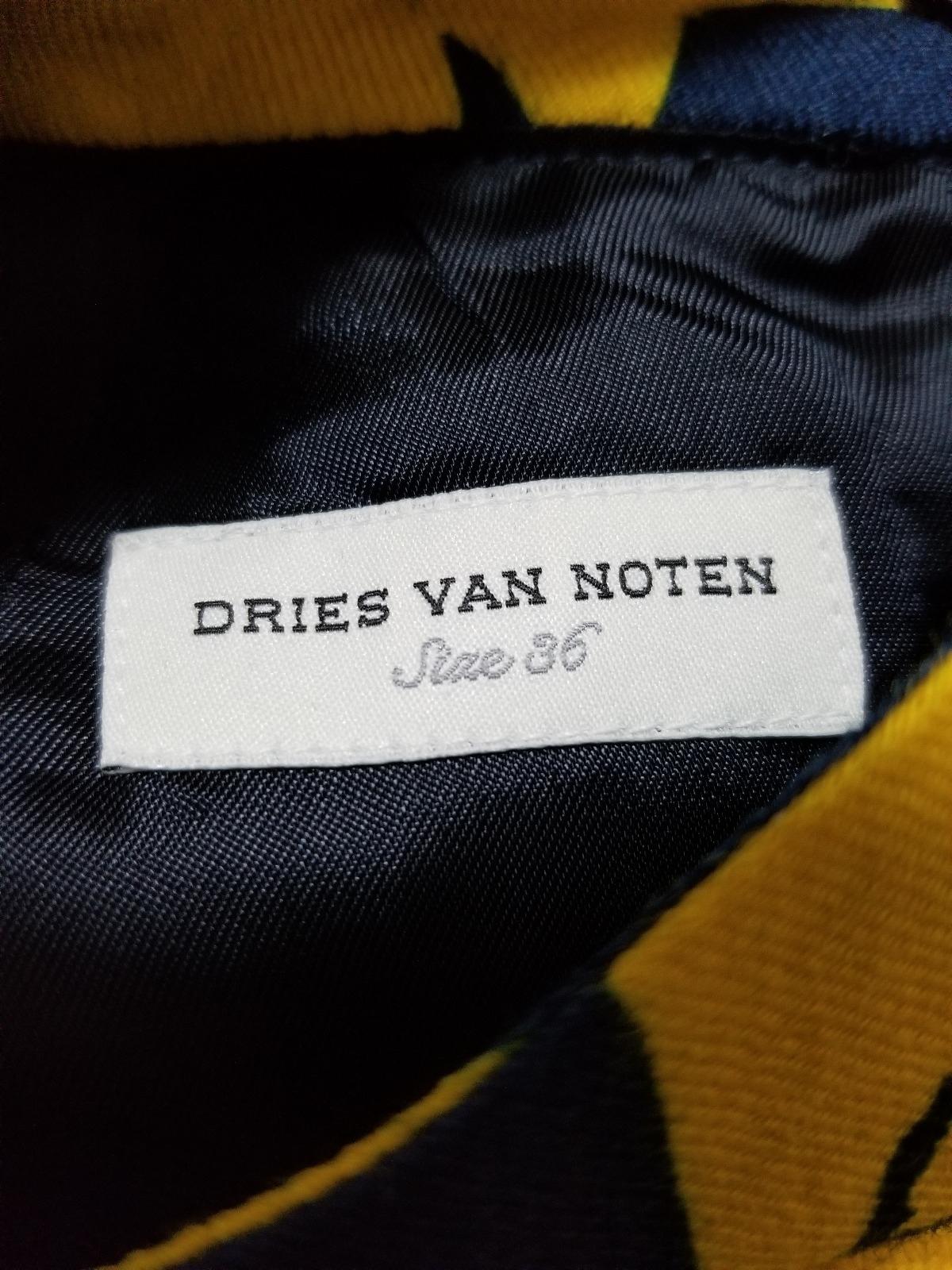 DRIES VAN NOTEN(ドリスヴァンノッテン)のワンピース