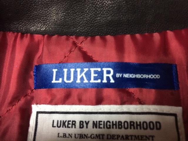 LUKER BY NEIGHBORHOOD(ルーカーバイネイバーフッド)のブルゾン