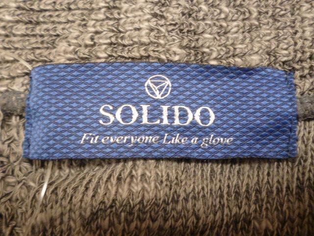 SOLIDO(ソリード)のカーディガン