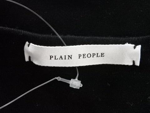 PLAIN PEOPLE(プレインピープル)のワンピース