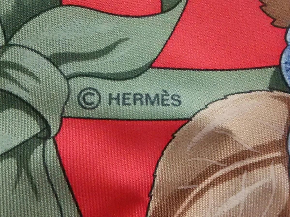 HERMES(エルメス)のカレ