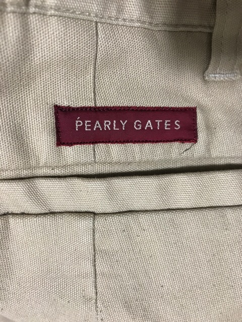 PEARLY GATES(パーリーゲイツ)のパンツ
