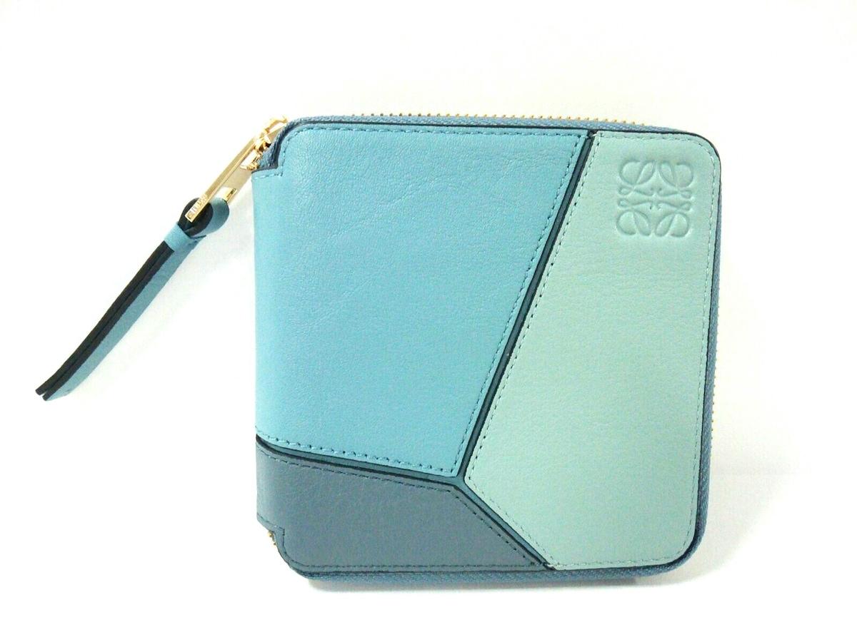 2つ折り財布/パズル