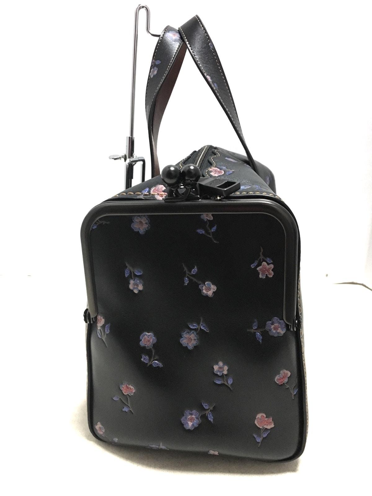 COACH(コーチ)のメールボックス バッグ 35 ウィズ ビンテージ プレーリー プリント
