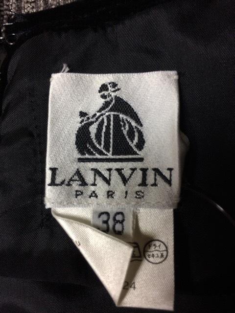 LANVIN(ランバン)のワンピース
