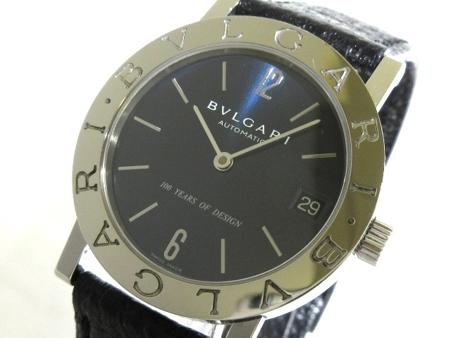 45d3e5d56ae0 BVLGARI(ブルガリ) 腕時計 ブルガリブルガリ BB33SL AUTO メンズ ...