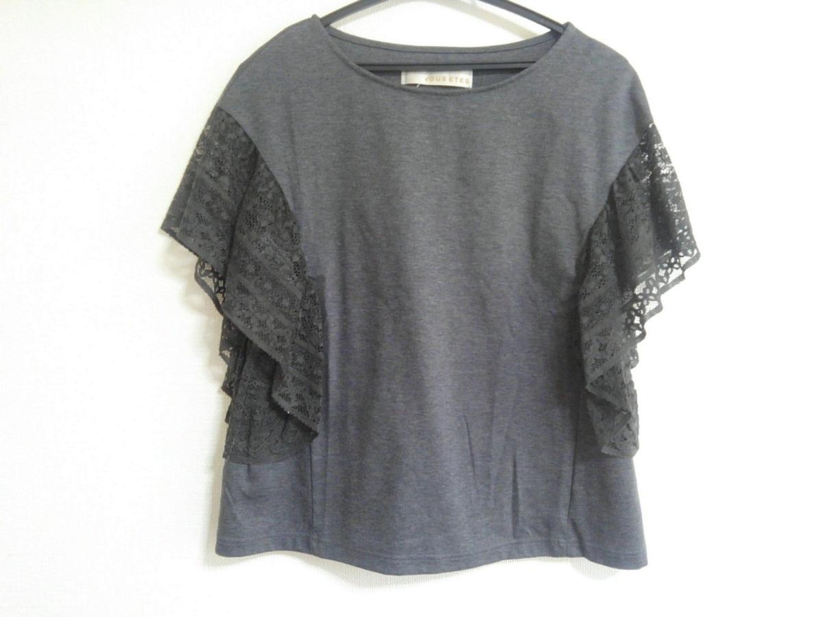VOUS ETES(ヴゼット)のTシャツ