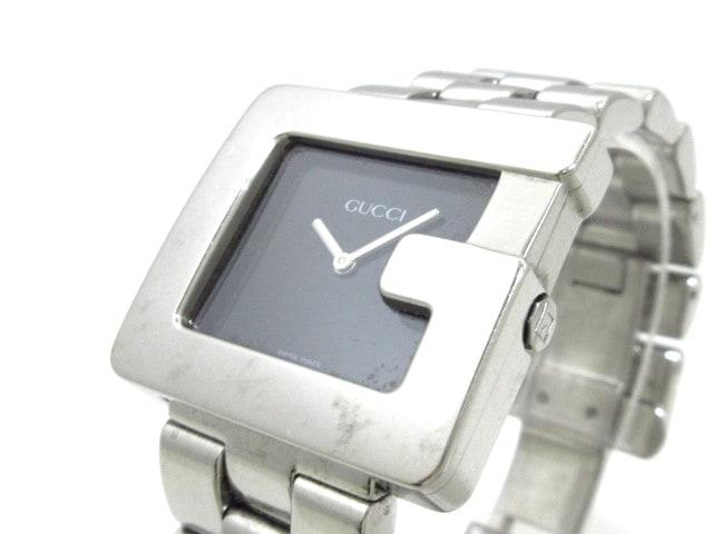 2a545c4ace0a GUCCI(グッチ) 腕時計 3600M メンズ 黒(12763068)中古 ブランド通販 ...