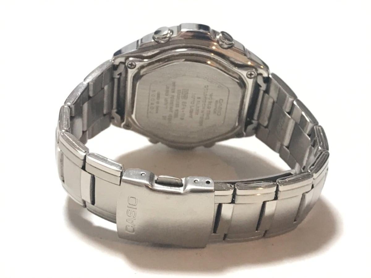 6b5e5cd58a ... CASIO(カシオ) 腕時計 エディフィス EFA-116 メンズ クロノグラフ 黒 3 ...