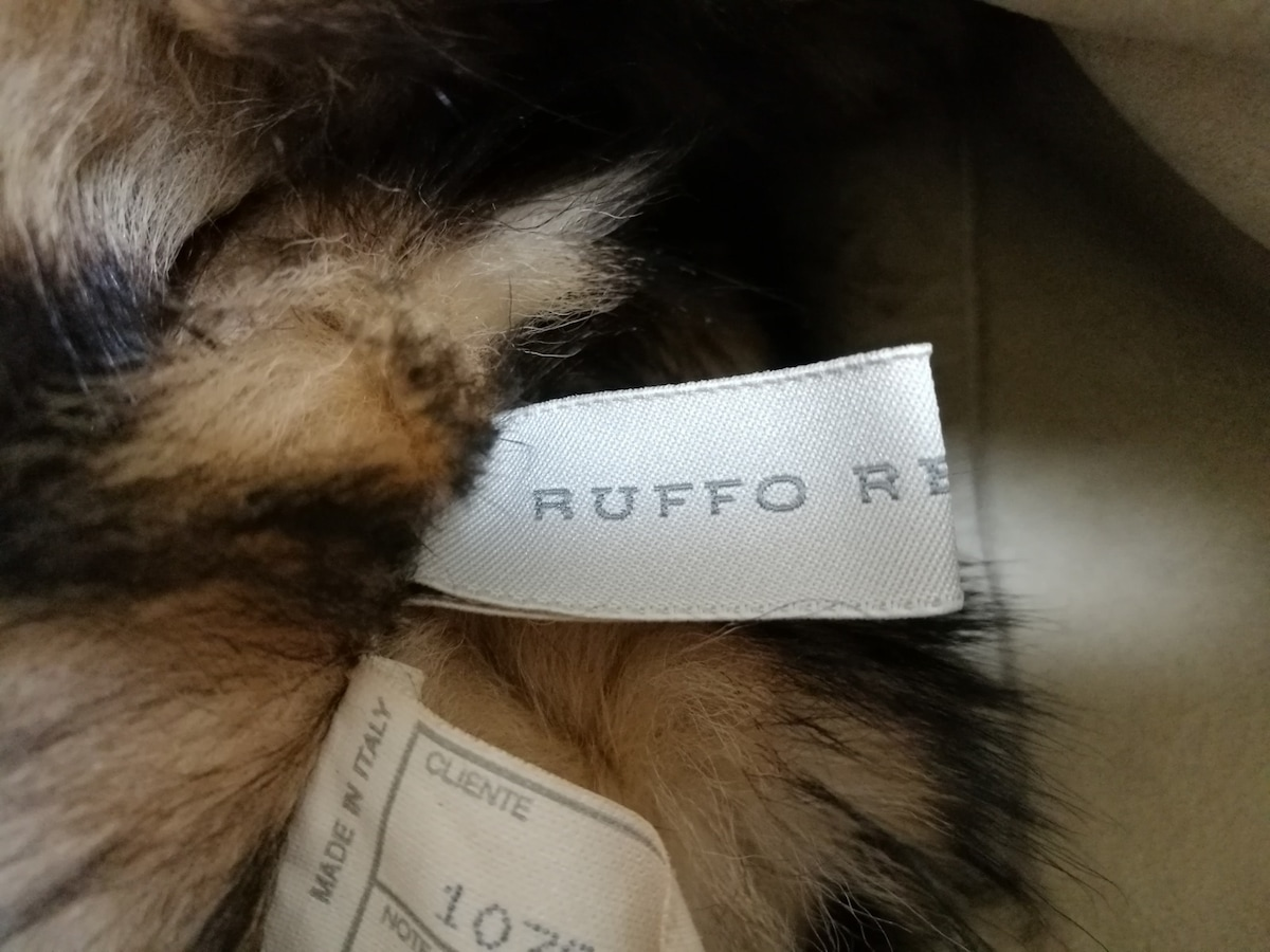 RUFFO RESEARCH(ルッフォリサーチ)のブルゾン