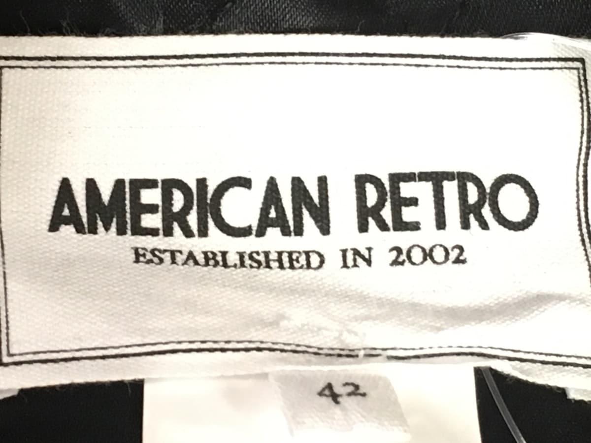 AMERICAN RETRO(アメリカンレトロ)のブルゾン