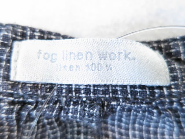 fog linen work(フォグリネンワーク)のワンピース