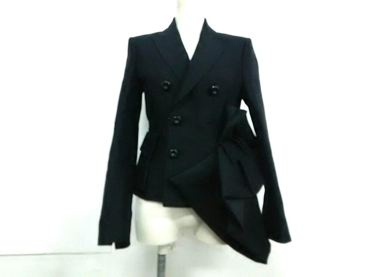 DSQUARED2(ディースクエアード)のジャケット 黒