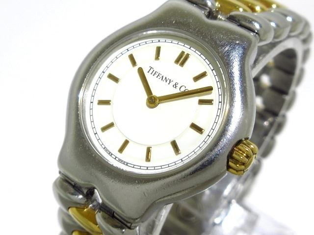 ティファニー テソロ 腕時計