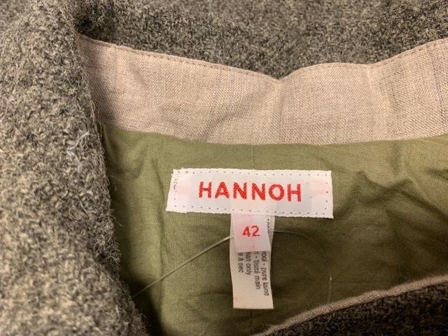 HANNOH(アノー)のコート