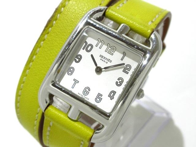 HERMES 腕時計 ケープコッド CC1.210