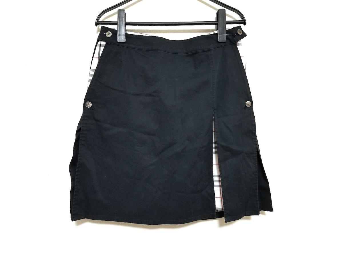 BURBERRYGOLF(バーバリーゴルフ)のスカート ダークネイビー×マルチ