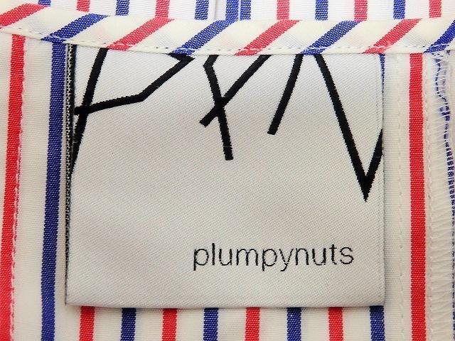 plumpynuts(プランピーナッツ)のシャツブラウス